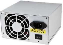 Блок питания LOGICPOWER 400W FAN 8cm ATX Black Bulk