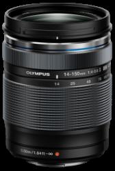 Объектив OLYMPUS EZ-M1415-2 14-150mm 1:4.0-5.6 II Черный