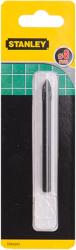 Акс.инстр Stanley Сверло по плитке, стеклу d=8мм, 83мм.