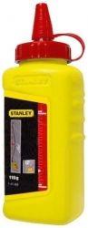 Уровень Stanley порошок мел, красн, наружн. работ, 115гр.
