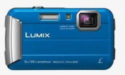 Цифровая камера PANASONIC DMC-FT30EE-A Синий