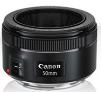 Объектив к фотокамере Canon EF 50mm f/1.8 STM