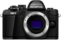 Цифровая камера OLYMPUS E-M10 mark II Body черный