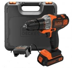 МФИ BLACK&DECKER MT218K 18V, 20.9Нм, Li-ion.