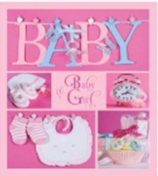Альбом EVG 10x15x56 BKM4656 Baby collage Pink (UA)