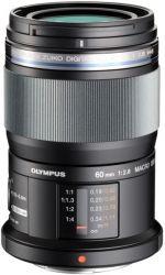 Объектив OLYMPUS EМ-M6028 macro 60mm 1:2.8 Черный