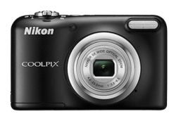Цифр. фотокамера Nikon Coolpix A10 Black 12мес