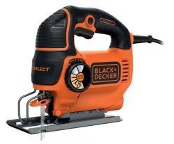 Эл.лобзик BLACK&DECKER KS801SE 550Вт.