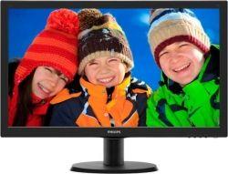 "Монитор TFT PHILIPS 23.6"" 243V5QHABA/01 16:9 MVA DVI HDMI MM Black"