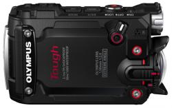 Цифровая камера OLYMPUS TG-Tracker Черный (Waterproof - 30m; Wi-Fi; GPS)