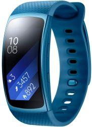 Samsung Gear Fit2 (Blue) (SM-R3600ZBASEK)