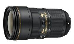 Объектив NIKKOR 24-70mm f/2.8E ED VR AF-S