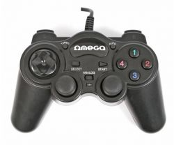 Игр.манипулятор OMEGA Interceptor PC USB