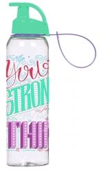 Бутылка HEREVIN Stronger 0.75 л д/спорта (161405-100)