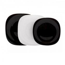 Сервиз LUMINARC CARINE WHITE&BLACK /18 пр. (N1479)