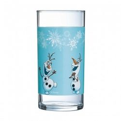 детск. LUMINARC DISNEY FROZEN WINTER MAGIC /стакан 270 мл (N2208)