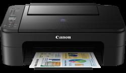 МФУ  струйное CANON PIXMA E3140 BLACK
