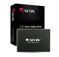 """Винчестер SSD SATA III 120Gb 2.5"""" AFOX AFSN25BW120G 24мес гарантии"""
