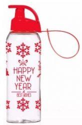 Бутылка HEREVIN Happy New Year 0.5 л д/спорта (161415-836)