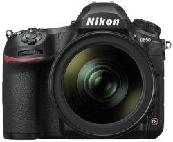 Аппараты цифровые NIKON D850