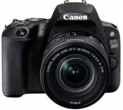 Аппараты цифровые CANON EOS 200D kit 18-55 IS STM Black