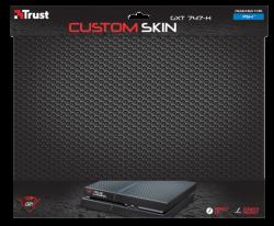 Комп.аксесcуары TRUST GXT474-H Custom Skin for PS4 - c1