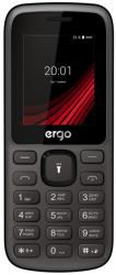 Мобильный телефон ERGO F185 Speak Dual Sim (черный)