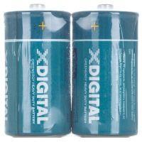 Батарейка X-DIGITAL Longlife коробка R14