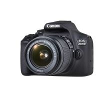 Аппараты цифровые CANON EOS 2000D 18-55 DC III