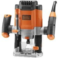 Фрезер BLACK&DECKER  KW1200E 1200Вт.