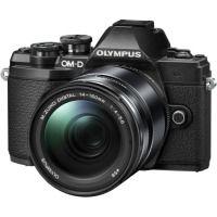 Цифровая камера OLYMPUS E-M10 mark III 14-150 II Kit черный/черный
