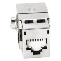 Модуль MOLEX DataGate+ 1xRJ45(WE8W)/STP360DEG,568A/B,PowerCat5e