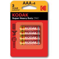 Батарейка KODAK EXTRA HEAVY DUTY R3