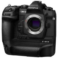 Цифровая камера OLYMPUS E-M1X Body черный
