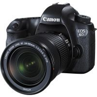 Цифр. фотокамера зеркальная Canon EOS 6D MKII kit 24-105 IS STM
