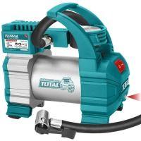 Автоаксессуар TOTAL TTAC1406 автокомпрессор, 12В, 35л/мин