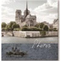 Альбом UFO 10sheet S22x32 Notre-Dame de Paris