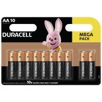 Батарейка DURACELL LR06 MN1500 уп. 1x10 шт.