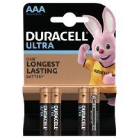 Батарейка DURACELL LR03 MN2400 KPD 04*10 Ultra уп. 1x4 шт.