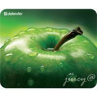 Коврик для мышки DEFENDER (50412)Juicy sticker пластиковый