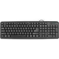 Клавиатура DEFENDER (45420)#1 HB-420 USB черная