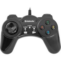 Игр.манипулятор DEFENDER (64249)Vortex геймпад USB
