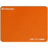 Коврик для мышки DEFENDER (50410)Silver opti-laser