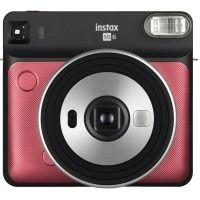 Фотокамера FUJI Instax SQUARE SQ 6 RUBY RED EX Рубиновый