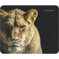 Коврик для мышки DEFENDER (50803)Wild Animals 220x180x2mm 8 видов