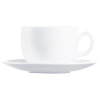 Сервиз LUMINARC ESSENCE WHITE /6х90 мл д/кофе (P3404)