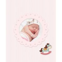 Альбом UFO 10x15x200 PP-46200 Baby pink horse