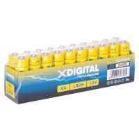 Батарейка X-DIGITAL LR06(SH2) Tray EAN уп. 1x2 шт.