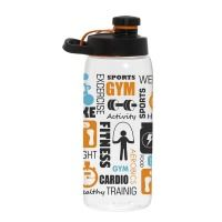 Бутылка д/воды пл. HEREVIN GYM Twist  (161549-013)