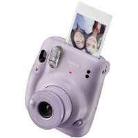 Фотокамера FUJI INSTAX MINI 11 LILAC PURPLE EX D EU нежная лаванда